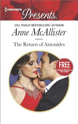 Image for The Return of Antonides