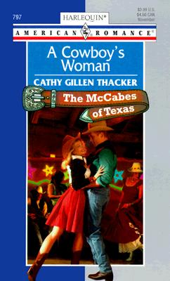 Image for Cowboy'S Woman (The Mccabes Of Texas) (Harlequin American Romance, 797)