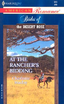 Image for At The Rancher's Bidding