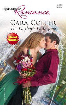 Image for The Playboy's Plain Jane (Harlequin Romance)