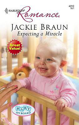 Image for Expecting A Miracle (Harlequin Romance)