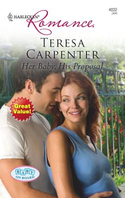 Image for Her Baby, His Proposal (Harlequin Romance)