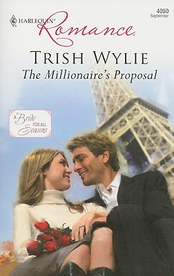 Image for The Millionaire's Proposal (Harlequin Romance)