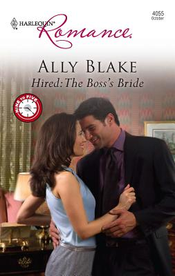 Image for Hired: The Boss's Bride (Harlequin Romance)