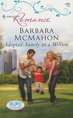 Adopted: Family In A Million (Harlequin Romance), Barbara McMahon