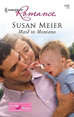 Image for Maid in Montana (Harlequin Romance)