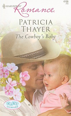 Image for The Cowboy's Baby (Harlequin Romance)