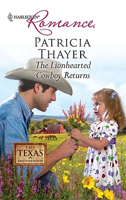 Image for The Lionhearted Cowboy Returns (Harlequin Romance)
