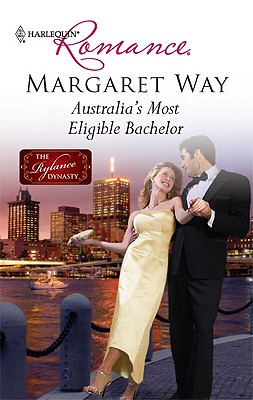 Australia's Most Eligible Bachelor (Harlequin Romance), Margaret Way