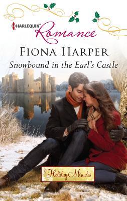 Snowbound in the Earl's Castle (Harlequin Romance), Fiona Harper
