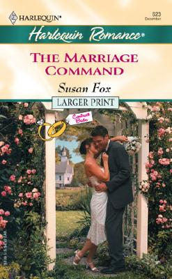 Marriage Command, SUSAN FOX