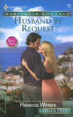 Image for Husband By Request (Harlequin Romance Large Print)