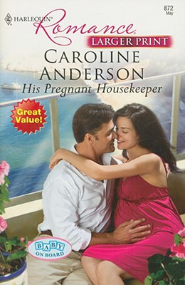Image for His Pregnant Housekeeper (Harlequin Romance)