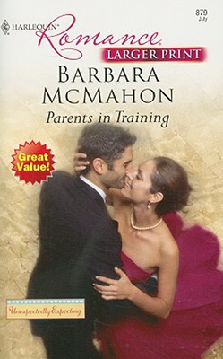 Image for Parents In Training (Larger Print Harlequin Romance)