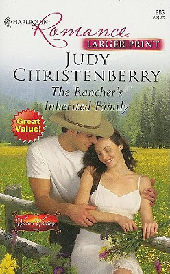 Image for The Rancher's Inherited Family (Harlequin Romance Large Print)