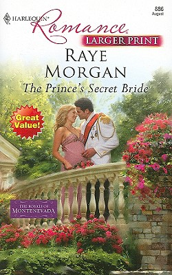 Image for The Prince's Secret Bride (Harlequin Romance Large Print)