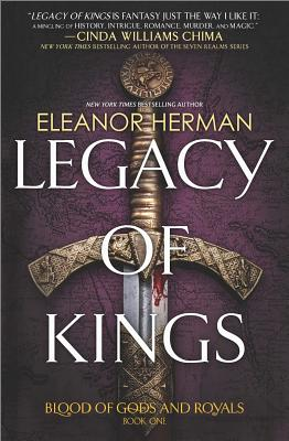 Image for LEGACY OF KINGS BLOOD OF GODS AND ROYALS BOOK ONE