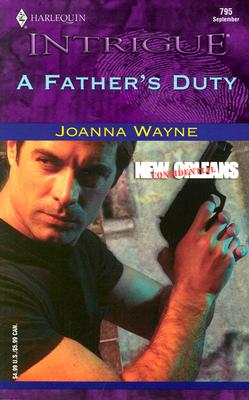 Image for A Father's Duty: New Orleans Confidential (Intrigue)