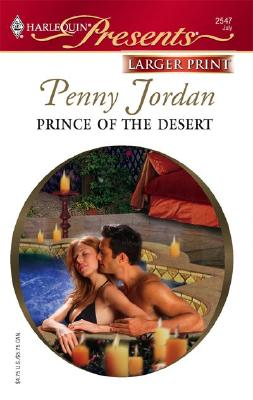 Prince Of The Desert, Penny Jordan