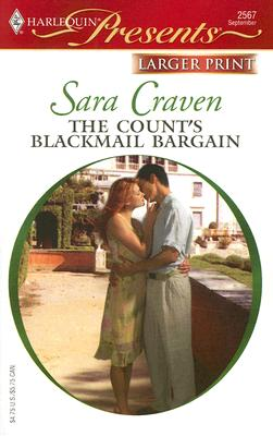 The Count's Blackmail Bargain, Sara Craven