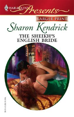 Image for The Sheikh's English Bride (Harlequin Presents)