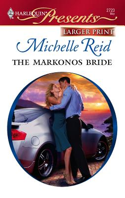 Image for The Markonos Bride