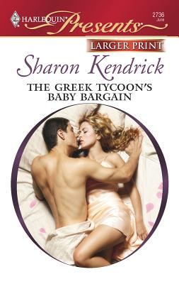 Image for The Greek Tycoon's Baby Bargain