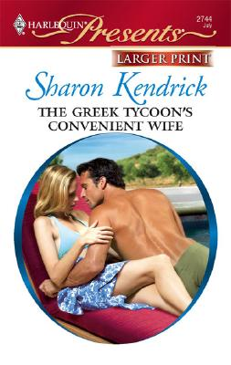 Image for The Greek Tycoon's Convenient Wife