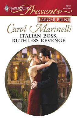 Image for Italian Boss, Ruthless Revenge
