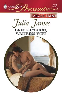 Image for Greek Tycoon, Waitress Wife