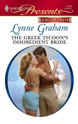 Image for The Greek Tycoon's Disobedient Bride