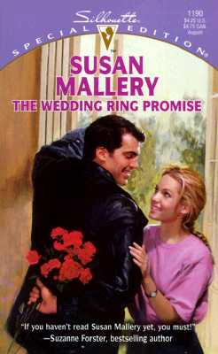 Image for Wedding Ring Promise (Silhouette Special Edition , No 1190) (Special Edition , No 1190)