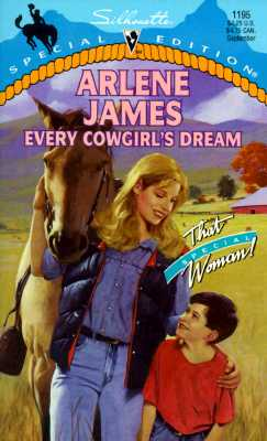 Image for Every Cowgirl's Dream  (Silhouette Special Edition , No 1195)
