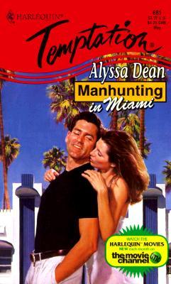 Image for Manhunting In Miami (Manhunting ...) (Temptation)