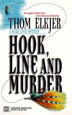 Hook Line And Murder (Worldwide Library Mysteries), ELKJER