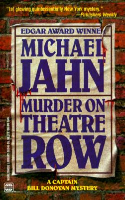 Image for Murder On Theatre Row (Bill Donovan Mysteries)
