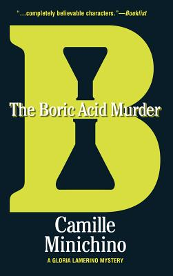 Image for The Boric Acid Murder
