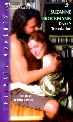 Image for Taylor's Temptation (Tall, Dark and Dangerous) (Silhouette Intimate Moments No. 1087) (Intimate Moments, 1087)