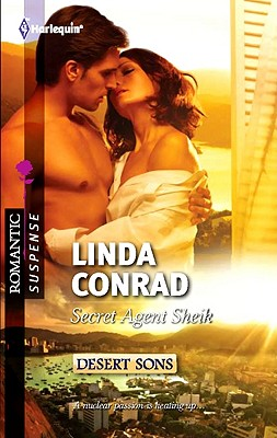 Image for Secret Agent Sheik (Silhouette Romantic Suspense)
