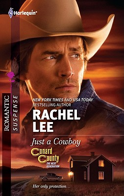 Image for Just a Cowboy (Harlequin Romantic Suspense)