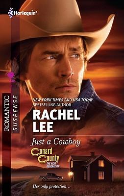 Just a Cowboy (Harlequin Romantic Suspense), Rachel Lee
