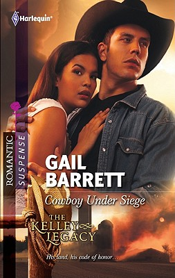 Image for Cowboy Under Siege (Harlequin Romantic Suspense)