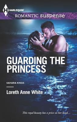 Guarding the Princess (Harlequin Romantic Suspense), White, Loreth Anne
