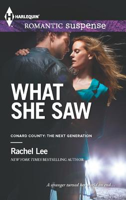 Image for What She Saw (Harlequin Romantic Suspense)