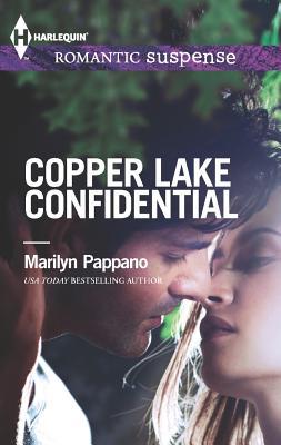 Copper Lake Confidential (Harlequin Romantic Suspense), Marilyn Pappano