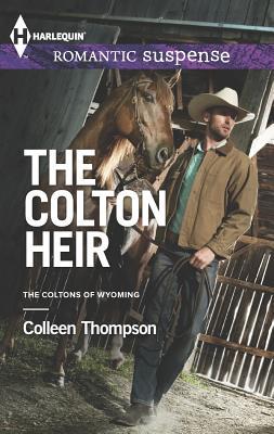 Image for The Colton Heir (Harlequin Romantic Suspense)