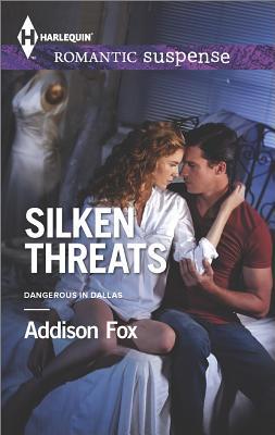 Image for Silken Threats (Harlequin Romantic Suspense Dangerous in)