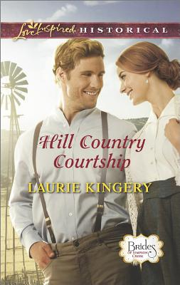Image for Hill Country Courtship (Brides of Simpson Creek)