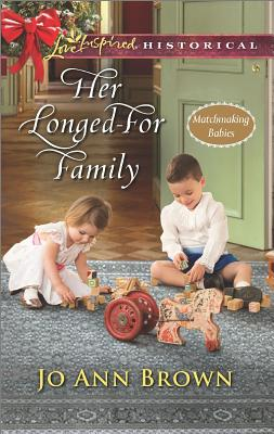Image for Her Longed-For Family (Matchmaking Babies)
