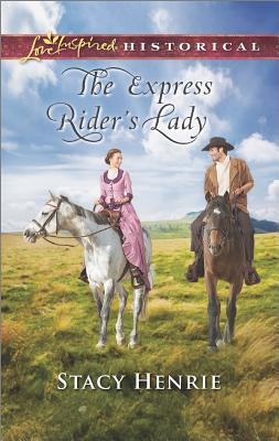 Image for The Express Rider's Lady